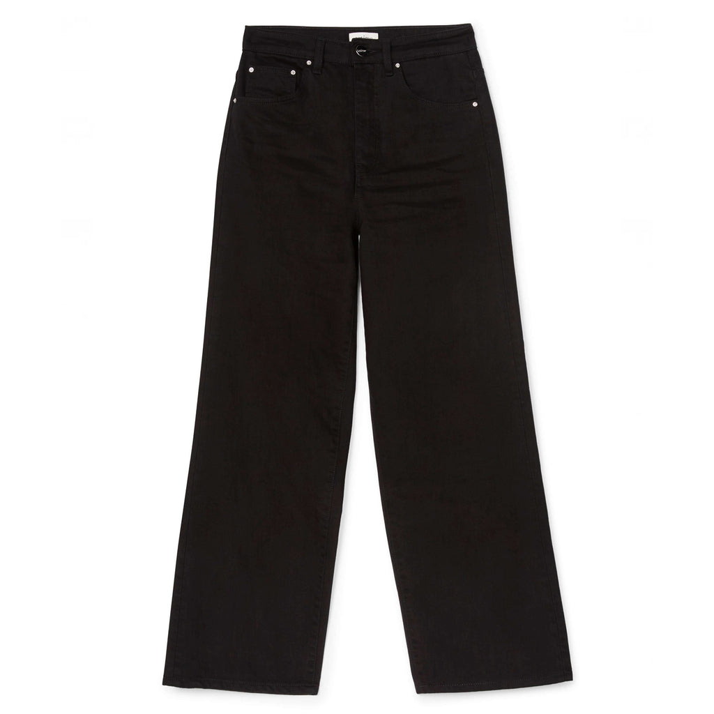 Flair Black Denim