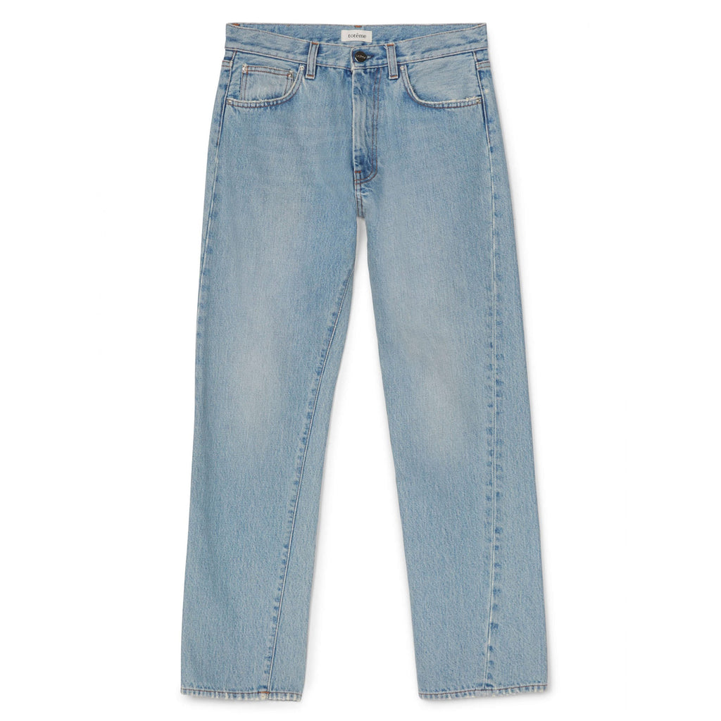 Original Light Washed Blue Denim