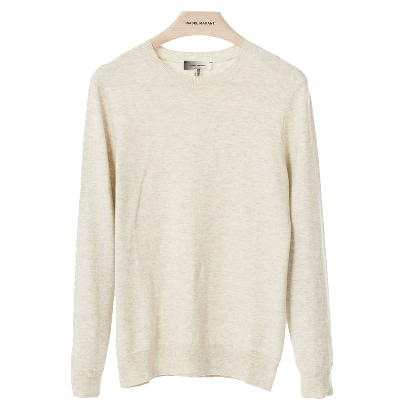 Elmy Pullover Light Grey Melange