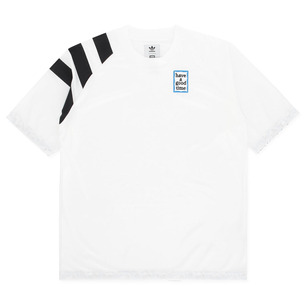 """Have a Good Time"" Jersey T-Shirt White"