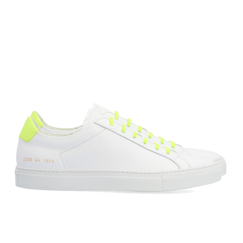 Men's Retro Low Fluo Sneakers