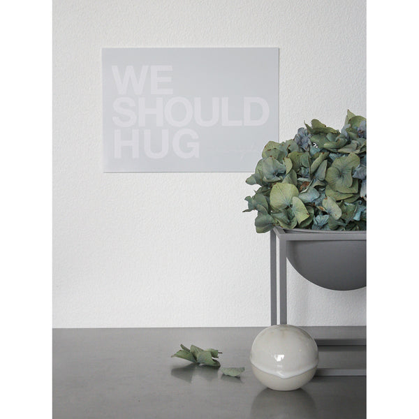 We should hug, postkort (5 stk.)