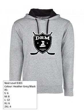 DRM Hockey Co. Terry Pullover Hoodie