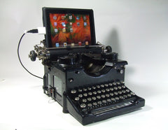 The Very First USB Typewriter