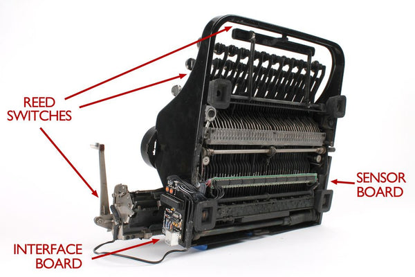 USB Typewriter Conversion Kit (Solder-It-Yourself Version)