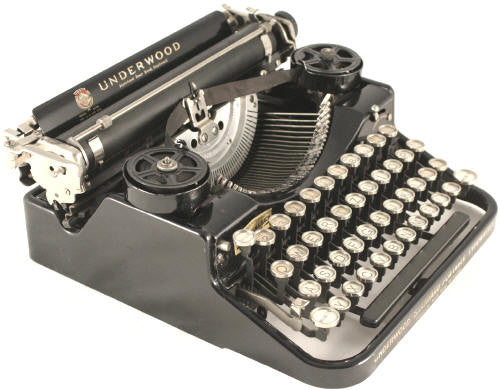 "Standard Portable (""4 Bank Keyboard"")"