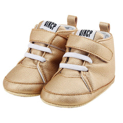 Kids shoes Casual Toddler Girls Boys Crib Shoes Prewalker Soft Sole Kids Sneakers drop shipping sapato menino chaussure enfant