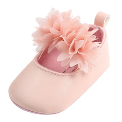 Baby Girl Princess Flower Fashion Toddler First Walkers Kid Shoes