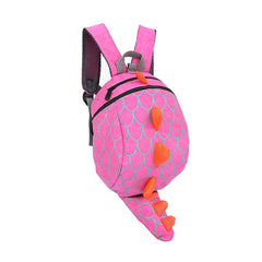 Kids Toddlers Dinosaur Backpack with Safety Leash for Boys Girls Animal Backpack