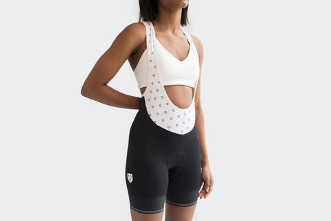 Women's Pro Bib Shorts (Shorter Inseam)