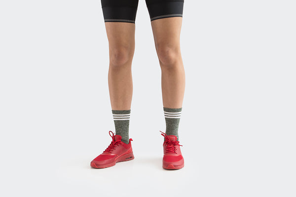 Merino Adventure Socks (Loden Forest)