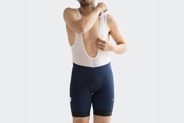Men's Navy 2018 Team Classic Bibs