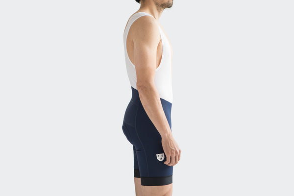 2019 Men's Navy Team Classic Bibs