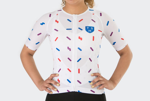 Women's Wildberry Sprinkles Jersey