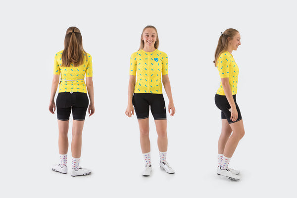 Yellow Sprinkles Jersey