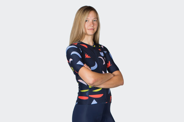Women's TSH Race Fit Confetti Jersey
