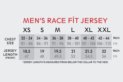 Men's You Make It, You Break It (White) Race Fit