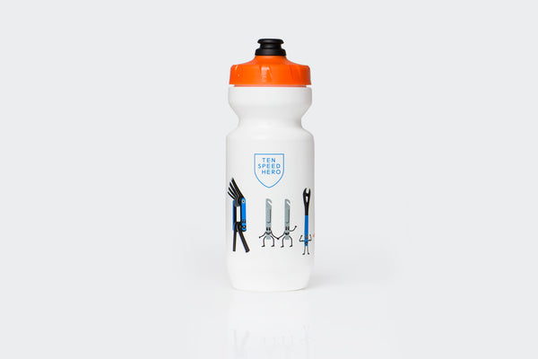 """Don't Forget Your Tubes"" Water Bottles"