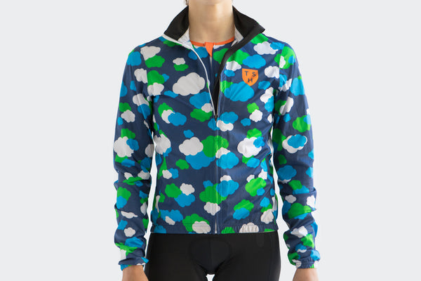 Women's Cloud Rain Jacket