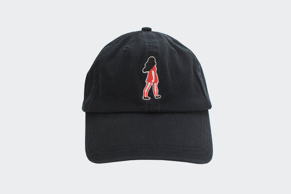 "Marching Woman ""Dad Cap"" (Navy)"