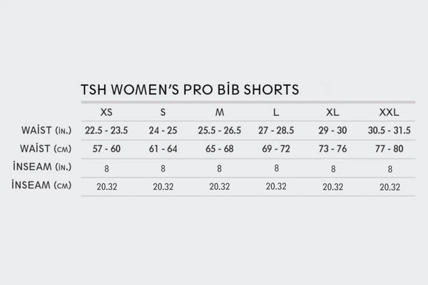 Women's ALL Road Stealth Bib Short (Black Straps)
