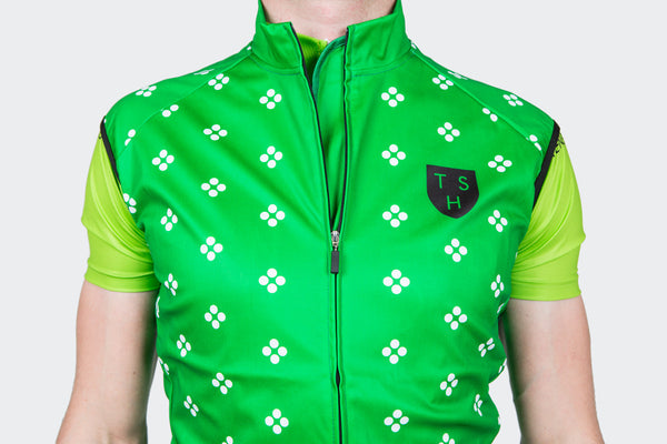 Men's Green Saint Trophime Vest