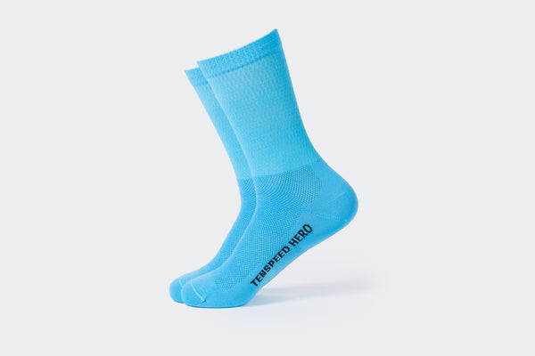 Blue Team Adventure Socks