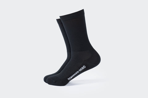 Black Adventure Socks