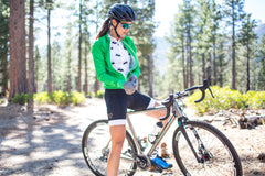 Amelia Strong // TSH Women's Mountains Jersey