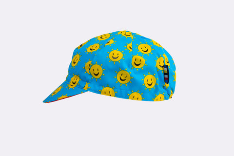 Blue Sunshine Cap