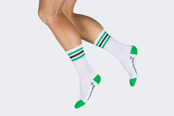 TSH Green Tube Socks