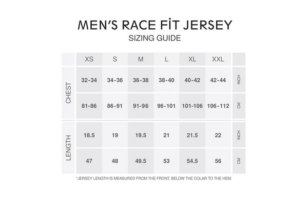 Men's Sherbet Race Jersey