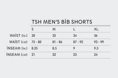Men's Black Label Pro Bibs (Shorter Inseam)
