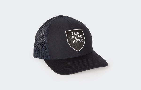 Dark Navy Trucker Cap