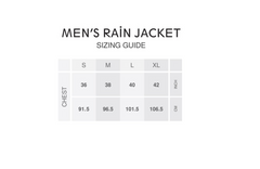 Men's Cloud Light Rain Vest