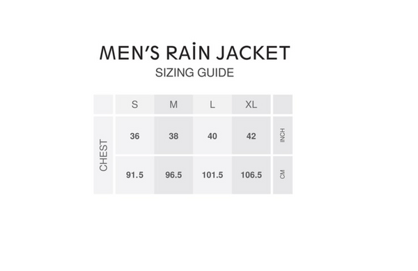 Men's El Futuro Light Rain Vest