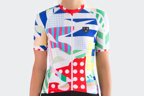 Women's Collage Jersey