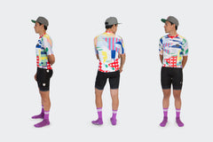 Men's Race Fit Collage