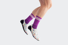 Purple Adventure Socks