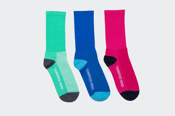 Solid Color-s Sock Pack