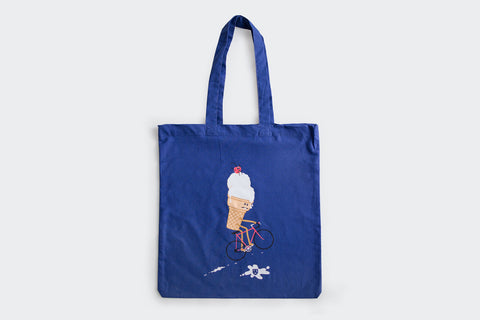 Ice Cream Cone Climber Tote