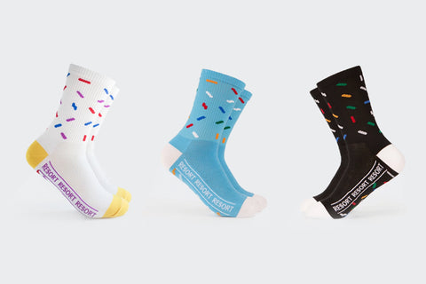 Sprinkles Sock Box