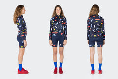 Women's Long Sleeve Confetti Jersey