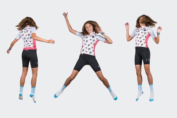 Amelia Strong // TSH Women's Little Faces Jersey