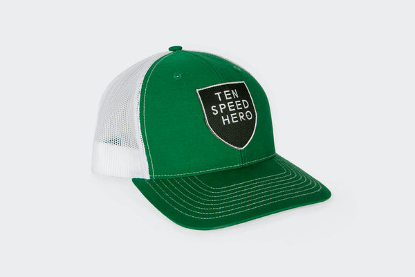 Green Trucker Cap