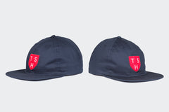 FairEnds / TSH Red Shield Ball Cap - Navy