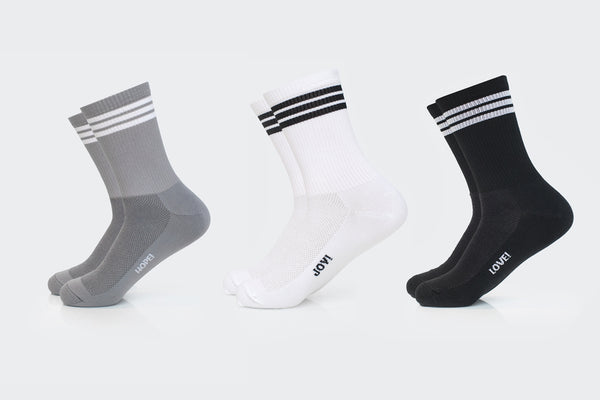 Striped Sock Bundle
