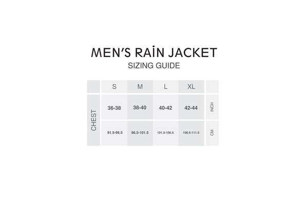 Men's El Futuro Rain Jacket