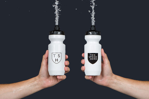 TSH Logo Water Bottles 22oz