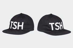 FairEnds / TSH Letters Black Ball Cap